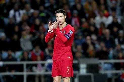 Cristiano Ronaldo Bayangkan Juara Piala Dunia bersama Timnas Brasil