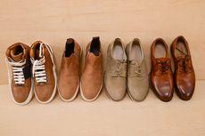 Cara Menghilangkan Bau Tak Sedap pada Sepatu Tanpa Perlu Dicuci