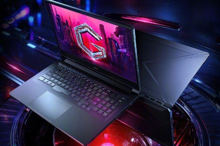 Laptop gaming redmi G 2021.