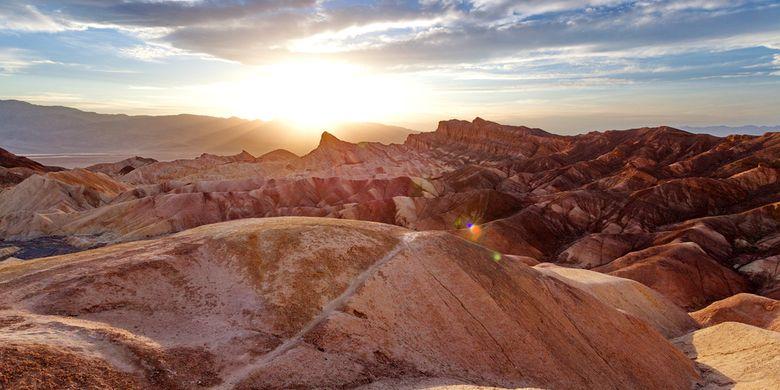 Fakta Unik Death Valley, Tempat Terpanas di Bumi