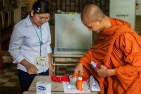 Oposisi Kamboja Tolak Hasil Pemilu