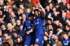 Hasil Chelsea Vs Tottenham, Tendangan Roket Giroud Buat The Blues Unggul