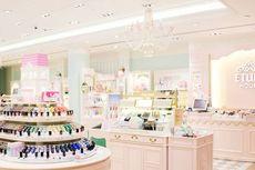 Kosmetik Etude House di Singapura