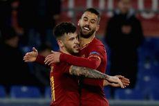 AS Roma Vs Gent, Gol Tunggal Carles Perez Menangkan Giallorossi