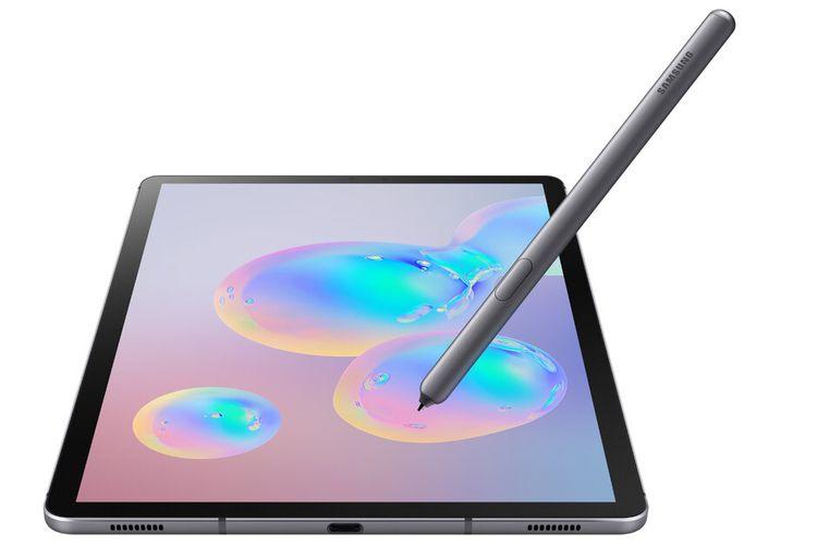 Samsung merilis tablet premium terbaru, Galaxy Tab S6.