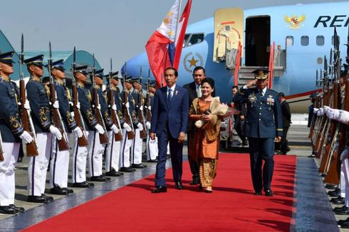 Jokowi-Duterte Akan Resmikan Layanan Kapal Ro-Ro Davao-Bitung