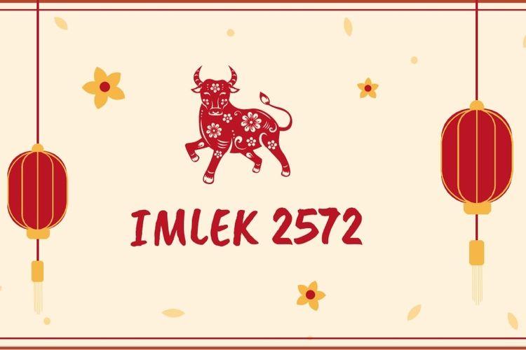 Tahun baru Imlek 2572.