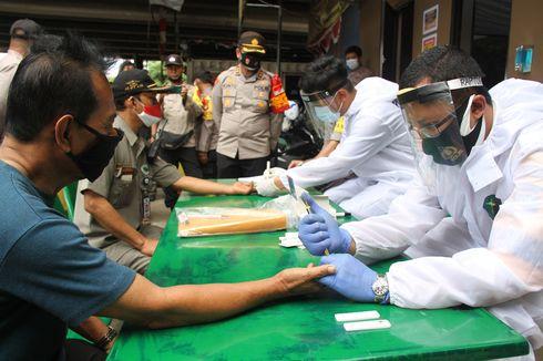 Polres Jakbar Siapkan 5.000 Rapid Test Gratis dalam Operasi Lilin, Ini Lokasinya