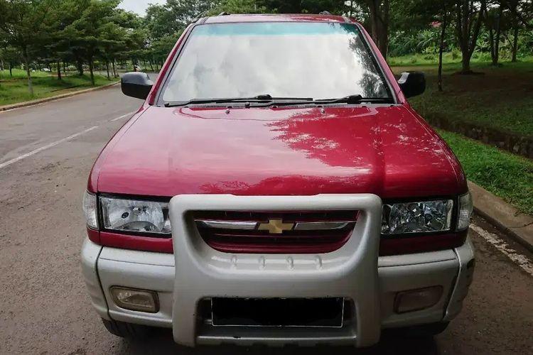 Tampilan Chevrolet Tavera, kembaran Isuzu Panther