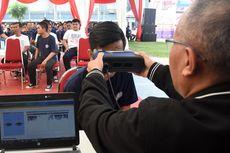 Jelang Hari Pencoblosan, 46.000 Warga Makassar Belum Lakukan Perekaman E-KTP