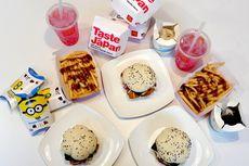 McDonald's Indonesia Luncurkan Menu Baru, Taste of Japan dan Minion