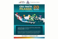 AMSI Gelar Cek Fakta Pilkada 2020 di 20 Wilayah