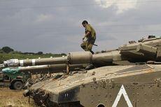Pendaki Temukan Tank Israel yang Kosong dan Penuh Amunisi di Dataran Tinggi Golan