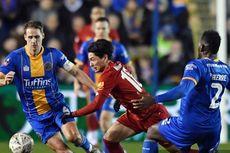 Shrewsbury Vs Liverpool Imbang, The Reds Harus Lakoni Laga Replay Piala FA