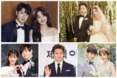 Tak Hanya Chen EXO, 5 Idol Ini Putuskan Menikah di Puncak Popularitas