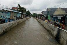 Dua Bocah Hanyut Terbawa Arus Saat Berenang di Kali Pondok Maharta