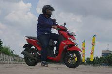 Sensasi Riding Yamaha FreeGo buat Harian