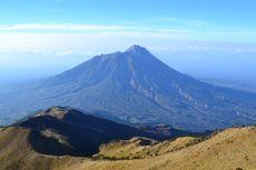 Nekat Mendaki Gunung Slamet Saat Tahun Baru, Siap-siap Kena