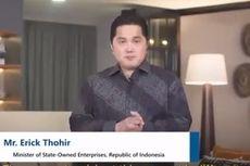 Erick Thohir: 53 Persen Pekerja yang Dirumahkan Mayoritas Berusia Produktif