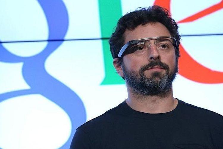 Sergey Brin, co-founcer Google