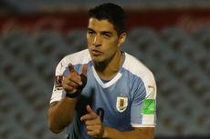 Luis Suarez Positif Covid-19, Absen pada Laga Uruguay Vs Brasil dan Atletico Vs Barcelona