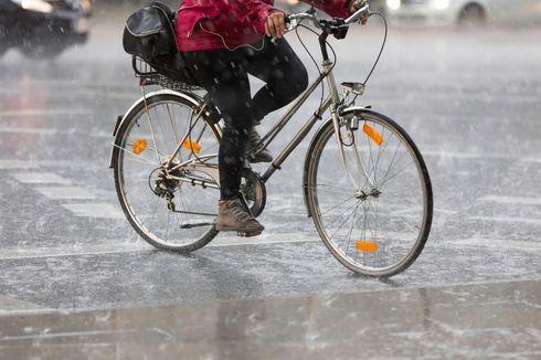BMKG: Hingga Besok, Waspada Hujan Lebat Disertai Angin Kencang