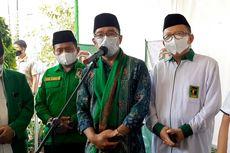Kata Ridwan Kamil di Munas PPP, soal Maju Pilpres 2024: Kalau Pintu Terbuka Ya Tidak Menolak