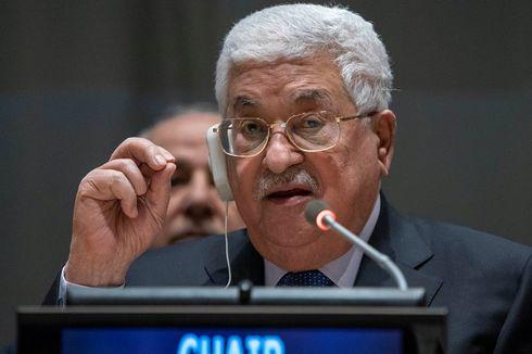 Buntut Rencana Perdamaian Trump, Presiden Palestina Umumkan Putus Hubungan dengan Israel dan AS