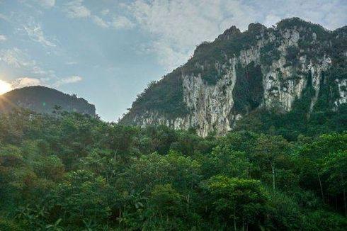 Gunung Hawu di Padalarang, Terbentuk 27 Juta Tahun Lalu