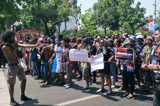 Mahasiswa Papua di Jakarta Minta Jokowi Pastikan Proses Hukum Pelaku Tindakan Rasis
