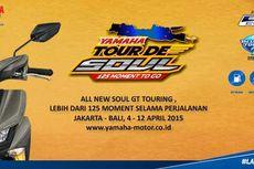 Yamaha All-New Soul GT 125 Digeber dari Jakarta ke Bali