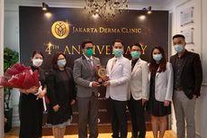 Rayakan Ulang Tahun Keempat, Jakarta Derma Clinic Raih Top 10 Ultherapy Clinic 2020