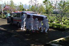 Pemakaman Jenazah Covid-19 di TPU Giriloyo Magelang Meningkat, Petugas Kewalahan