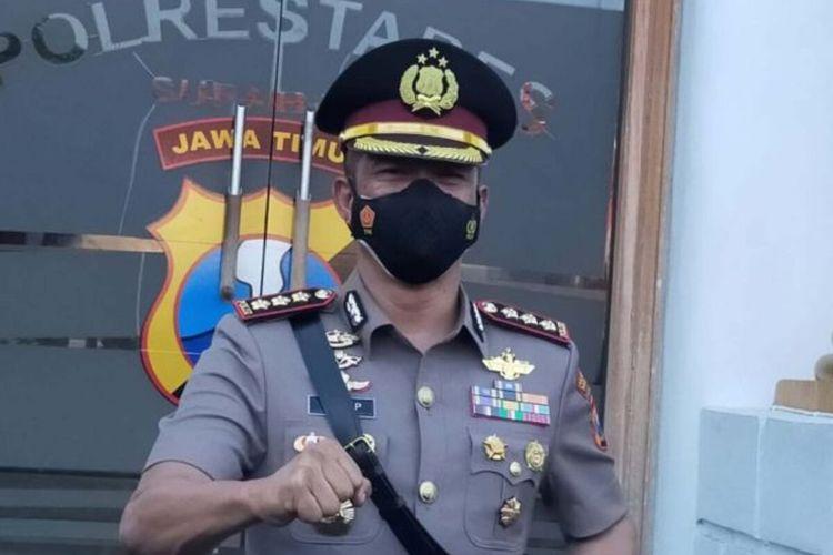 Kapolrestabes Surabaya Kombes Pol Akhmad Yusep Gunawan