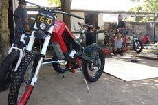 Ini Dia Sepeda Listrik Asal NTB yang Mendunia, Ingin Dipamerkan Saat MotoGP Mandalika