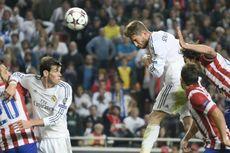 Sergio Ramos Kenang Gol yang Antarkan Real Madrid Raih