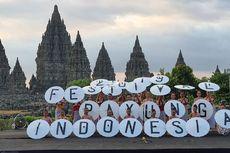 Lewat Festival Payung Indonesia, Masyarakat Diajak Peduli Lingkungan