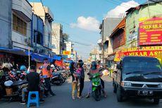 PPKM Level 4 di Tasikmalaya, Pedagang Bersyukur Jalan Dalam Kota Mulai Kembali Normal