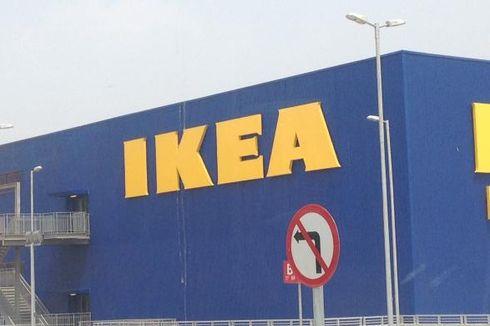 Sempat Diisukan Ada Bom, IKEA Buka seperti Biasa