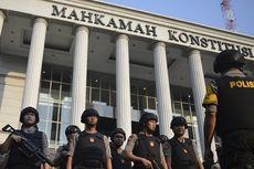 Sidang Putusan di MK, Polisi Larang Aksi Massa hingga 47.000 Personel Gabungan Dikerahkan