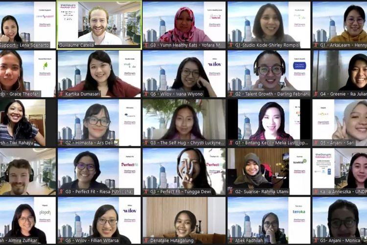 SheDisrupts Indonesia 2021