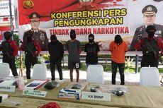 Tangkap Bandar Narkoba di Mataram, Polisi Sita 3 Kilogram Sabu