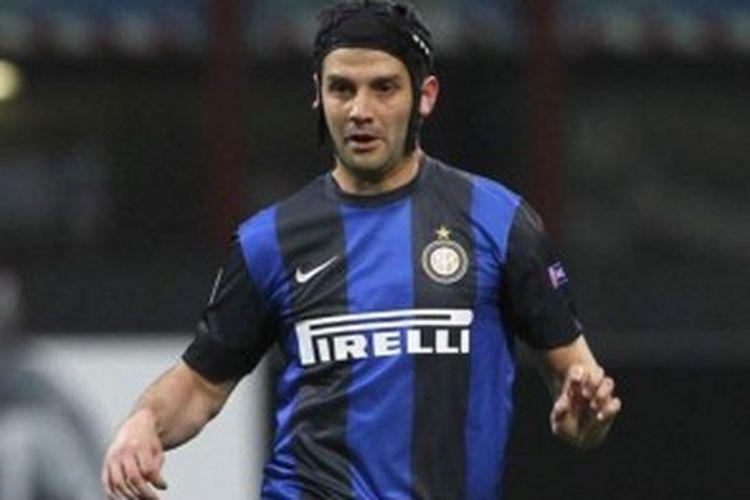 Bek Inter Milan, Cristian Chivu.