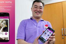 Aplikasi Kencan Lokal Kantongi Dana 3 Juta Dollar AS
