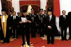 Kilas Balik Mundurnya Presiden Soeharto, 21 Mei 1998