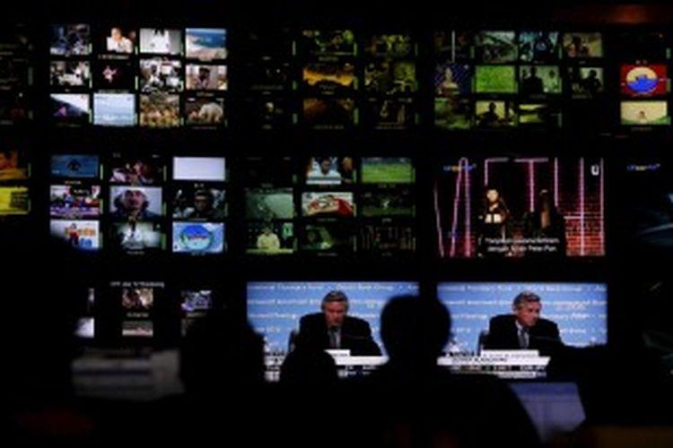 Ilustrasi televisi berbayar