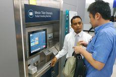 MRT Upayakan Vending Machine Beroperasi Penuh pada Minggu