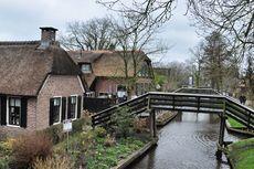 Menikmati Ketenangan di Desa Giethoorn, Belanda
