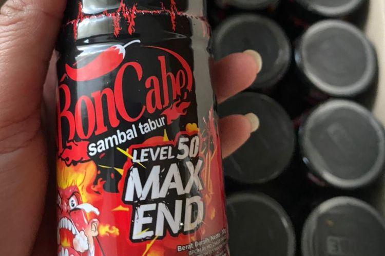 BonCabe level 50 Max End.