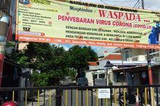 Cegah Covid-19, Warga Kebon Bawang Tanjung Priok Batasi Akses Keluar dan Masuk